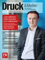 Einzelheft Druck & Medien 06/2017 (E-Paper)