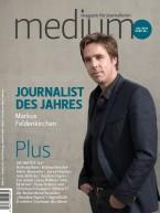 Einzelheft Medium Magazin für Journalisten Ausgabe 01/2018 (E-Paper)