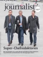 Einzelheft Schweizer Journalist Ausgabe 02+03/2018 (Print)