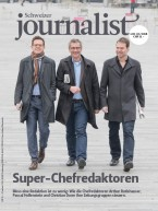 Einzelheft Schweizer Journalist Ausgabe 02+03/2018 (E-Paper)