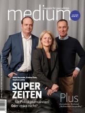 Einzelheft Medium Magazin für Journalisten Ausgabe 02/2018 (Print)