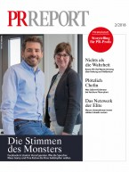 Einzelheft PR Report Ausgabe 02/2018 (E-Paper)