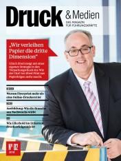 Einzelheft Druck & Medien 02/2018 (Print)