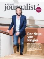 Einzelheft Schweizer Journalist Ausgabe 04+05/2018 (Print)
