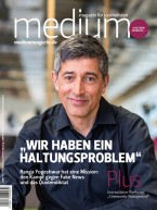 Kennenlern-Abo Medium Magazin für Journalisten (3 Ausgaben)
