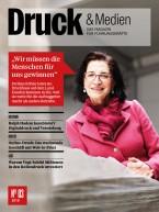 Jahresabo Druck & Medien Azubi/Student (6 Ausgaben)