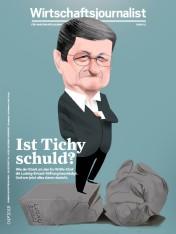 Einzelheft Wirtschaftsjournalist Ausgabe 04/2018 (Print)