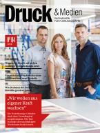Einzelheft Druck & Medien 04/2018 (E-Paper)