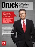 Einzelheft Druck & Medien 05/2018 (E-Paper)