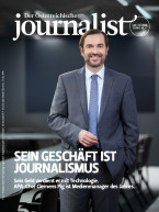 Einzelheft Der Österreichische Journalist Ausgabe 10+11/2018 (Print)