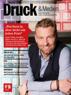 Einzelheft Druck & Medien 06/2018 (E-Paper)