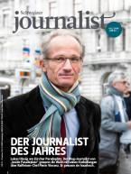 Einzelheft Schweizer Journalist Ausgabe 12/2018 (E-Paper)