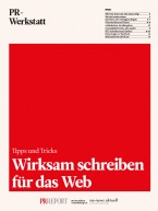Wirksam schreiben für das Web (Print)