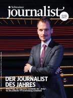 Einzelheft Schweizer Journalist Ausgabe 12/2017+01/2018 (E-Paper)
