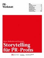 Storytelling für PR-Profis (E-Paper)
