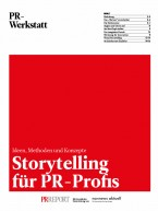 Storytelling für PR-Profis (Print)