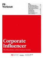 Corporate Influencer (Print)