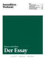 Besser schreiben - Der Essay